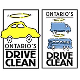 ONTARIO DRIVE CLEAN CERTIFICATE