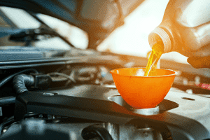 oil change services