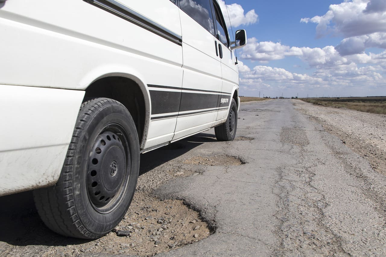 Everything you need to Know about Pothole Damage