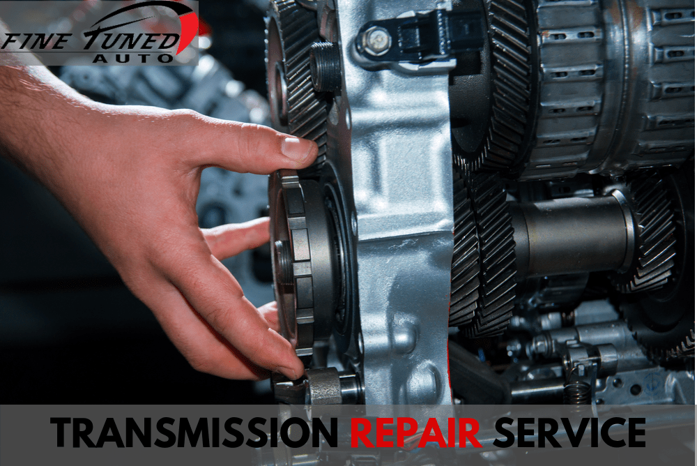 How Important is Transmission Service and Maintenance?