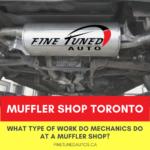 muffler-shop-toronto