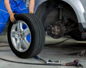 tire change York